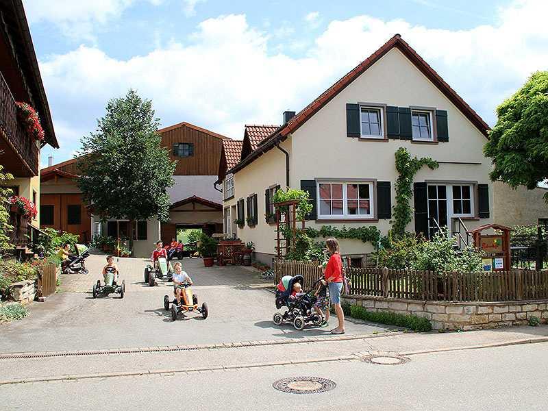 Ferienhof Rohrer